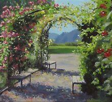Vineyard Gardens by Karen Ilari