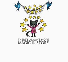 There's Always More Magic in Store Womens Fitted T-Shirt
