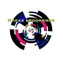 Hapax Legomenon by appfoto