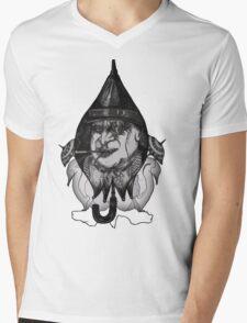 Penguin by Pattoo Mens V-Neck T-Shirt