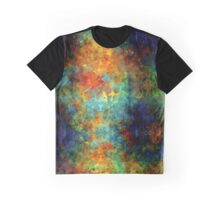 Watercolour 4 Graphic T-Shirt
