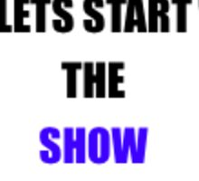 Blue Showcase Shirt 2015 Sticker