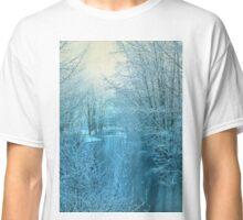 Winter River Classic T-Shirt