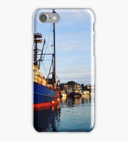 Unicorn Menemsha Harbor iPhone Case/Skin