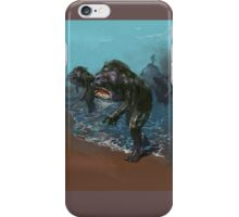 Deep ones from Innsmouth iPhone Case/Skin
