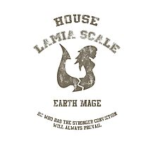 Earth Mage of Lamia Scale Photographic Print