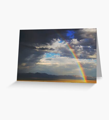 Hope And Promise Greeting Card