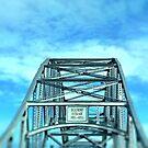 Bourne Bridge, Cape Cod by Larry Glick