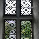 Michelham Priory ( 12 ) Inside to Out by Larry Lingard-Davis