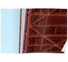Golden Gate Bridge V Poster