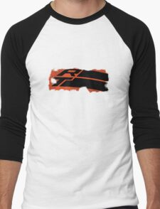 Dodge Challenger R/T TeeShirt Men's Baseball ¾ T-Shirt