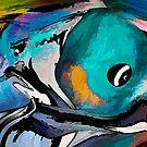 HEY GUYS, I'M WILLY THE FISH by Sherri     Nicholas