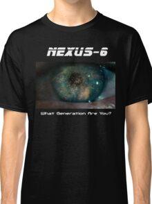 Nexus-6 Classic T-Shirt