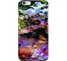 MONET ZEN GARDEN iPhone Case/Skin