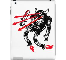 Killer Robot iPad Case/Skin