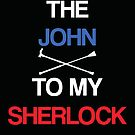 John to my Sherlock (Black) by KitsuneDesigns