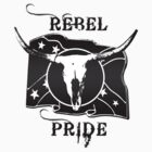 Rebel Pride by krassrocks
