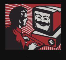 Evil Corp Hacked! by ziochecco