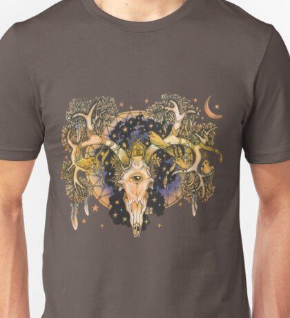 Parallel Universe Unisex T-Shirt