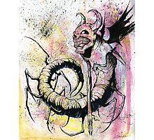 Demonink Photographic Print