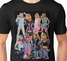 1989 World Tour Costumes Unisex T-Shirt