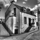 High Street,Sth.Queensferry. by ninjabob