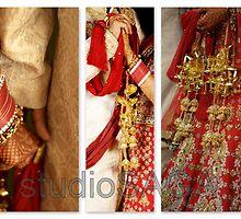 THE WEDDING DAY! by Kamaljeet Kaur