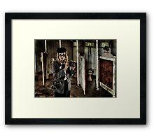 Paparazzi Framed Print
