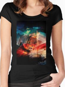 Heavenly Superiors  Women's Fitted Scoop T-Shirt