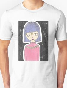 Christmas Sweater Undead Girl T-Shirt