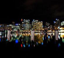 City Lights by Eamonn Doyle