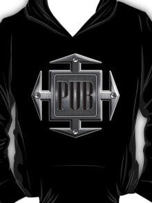 Pub in metal cross T-Shirt