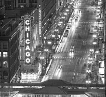 Chicago Theater  by ChicagoPhotoSho