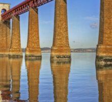 Bridge Reflections Sticker