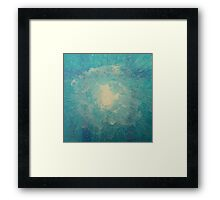 Dive No.1 Framed Print