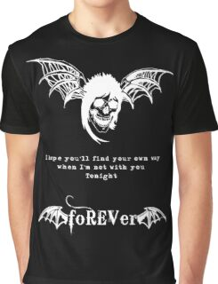 foREVer Fiction Quote  Graphic T-Shirt