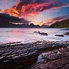 Elgol's Fire by Michael Breitung
