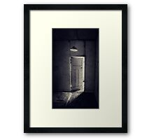 abandoned house, Coolongolook NSW Framed Print