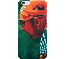 Marco Pantani The Pirate iPhone Case/Skin