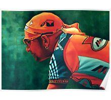 Marco Pantani The Pirate Poster