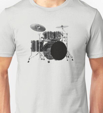 Black drums Unisex T-Shirt