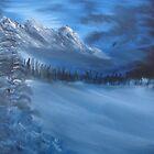 """""""Blue Ridge""""  by Carter L. Shepard by echoesofheaven"""