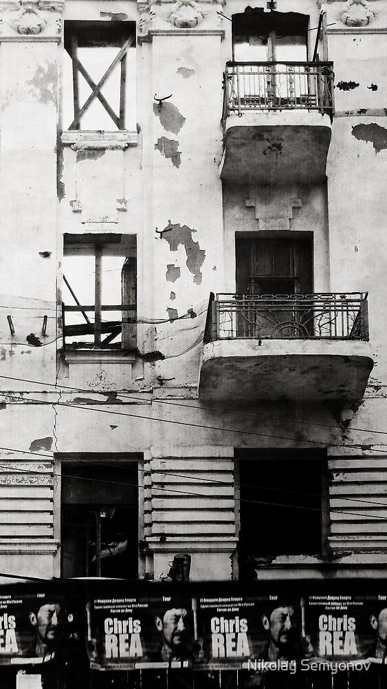 burnout by Nikolay Semyonov
