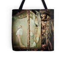 Escapologist - Circus of Horrors Tote Bag