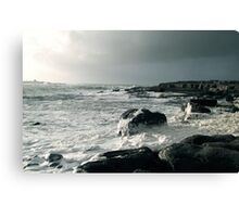 Beneath the cliffs of Moher - West Ireland Canvas Print