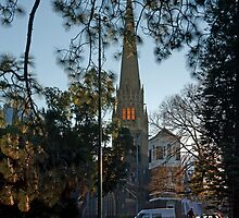 St Patrick's Cathedral by rjpmcmahon