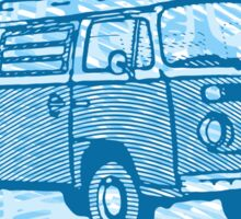 Blue Bay Campervan Dub-U (please see description) Sticker