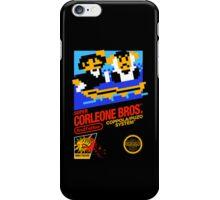 Super Corleone Bros iPhone Case/Skin