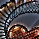 Spiral Down by dgscotland