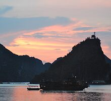 halong bay 2  by grostique